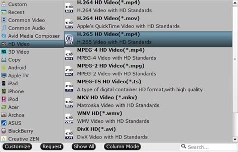 file layout definition how can i convert different video types to mp4 format for