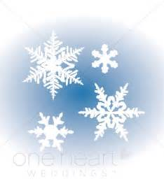 falling snowflakes clipart snowflake wedding clipart
