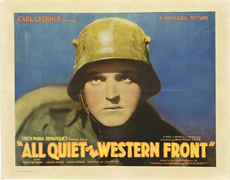 all on the western front 1930 1930 all on the western front 1930s the
