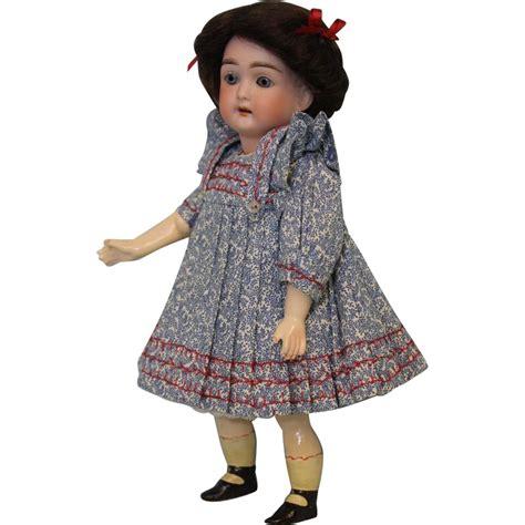 8 inch composition doll 8 5 inch antique german bahr proschild doll 209 compo