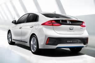 Hyundai Powertrain Hyundai Ioniq Hybrid Powertrain Details Revealed