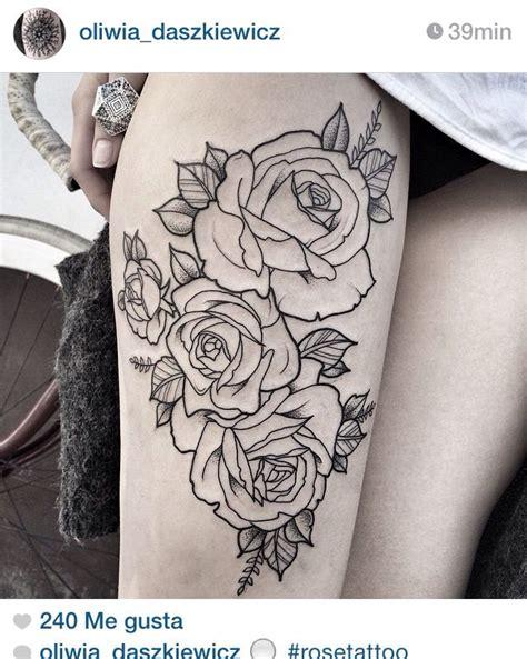 las 25 mejores ideas sobre tatuajes de rosas para la