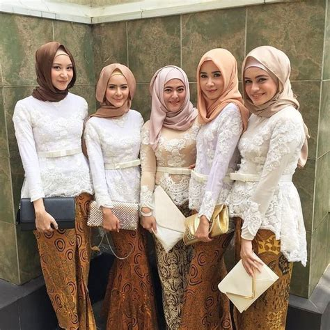 Atasan Kebaya Wanita 19 17 best images about on