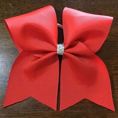 how to do cheer hair step by step learn how to make a perfect cheer bow with our step by