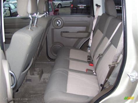 2010 Dodge Nitro Interior by Khaki Interior 2010 Dodge Nitro Se 4x4 Photo 39966610