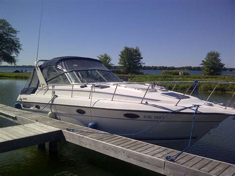 boat shrink wrap gatineau 1992 doral 300 prestancia for sale in the lindsay area