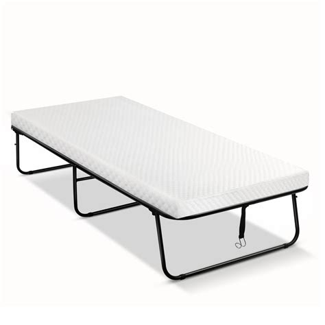 Portable Folding Bed Foldable Guest Hotel Beds Single Portable Bed
