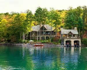 lake homes tour a rustic lake house in tiger ga hgtv s