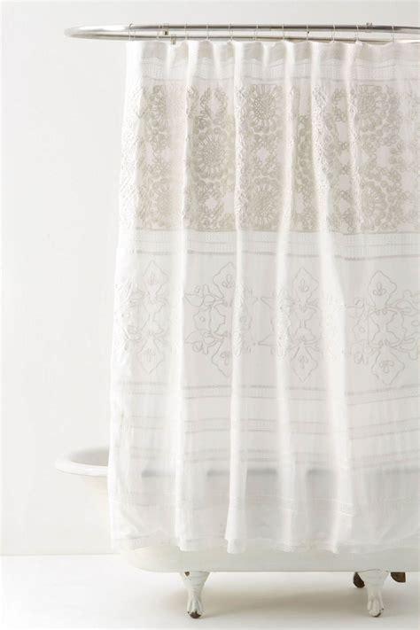 sheer bathroom curtains