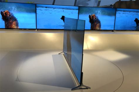 Tv Ichiko Ultra Slim sony s android tv powered 4k televisions are ridiculously thin techhive