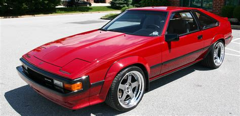 80s Toyota Ahhh The 80s Supra