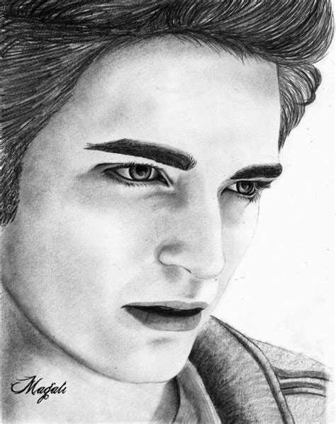 edward culle how to draw edward cullen