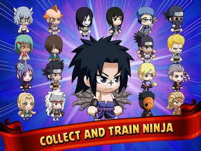 download game android ninja kyuubi mod ninja heroes mod apk full free download