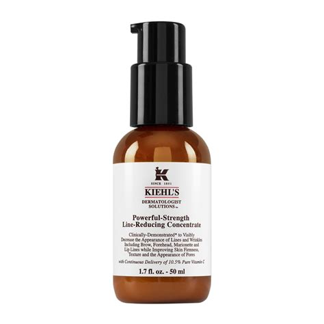 kiehl s powerful strength line reducing concentrate 50ml