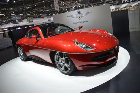 alfa disco volante 2013 2013 touring superleggera disco volante top speed