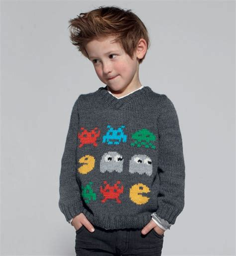 Sweater Pacman 2 1000 images about nintendo knitting patterns on