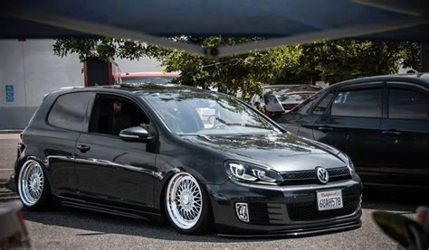 stanced volkswagen golf stanced vw golf vw golf volkswagen