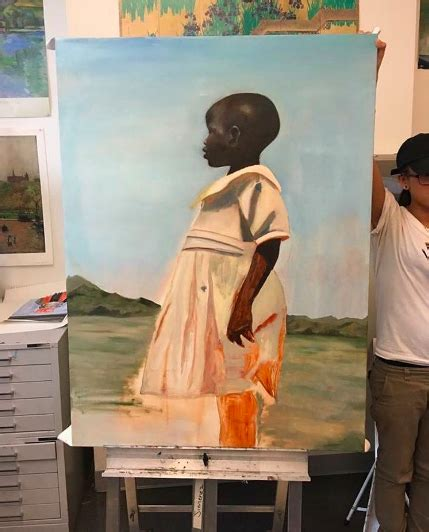 cliffannie forrester wow this girl can paint 18 year old gets her art in the met