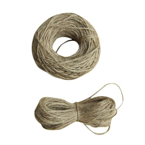 Supplies For String - 100m 2mm jute twine string diy pictures album