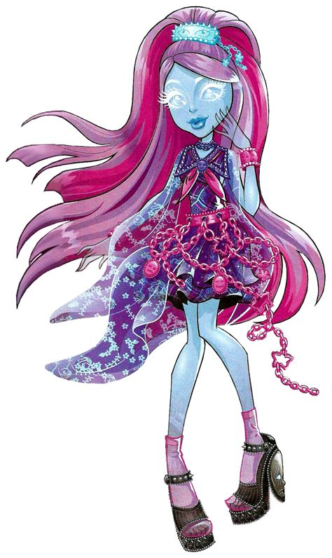 monster high kiyomi haunterly coloring pages plastic crew kiyomi haunterly