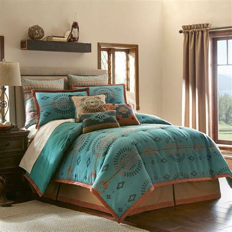 Southwestern Comforter southwestern decor design decorating ideas