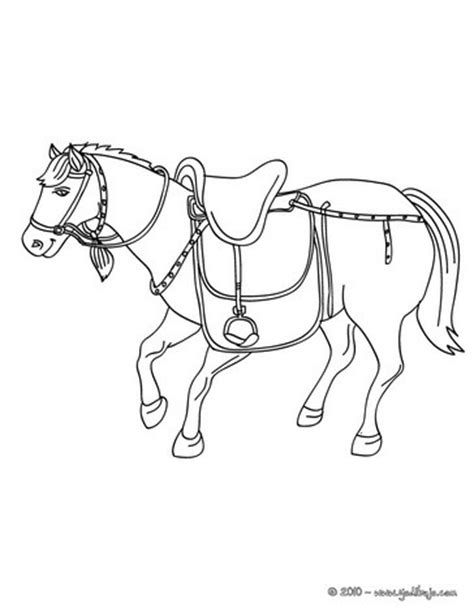 racing horse coloring pages hellokids com