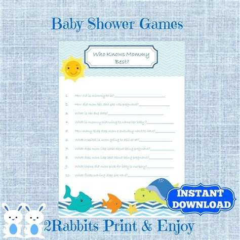 Who Knows Best Baby Shower Questions by Best 25 Baby Shower Questions Ideas On Baby