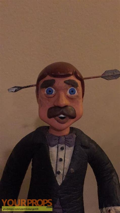celebrity deathmatch original celebrity deathmatch nick diamond stop motion puppet