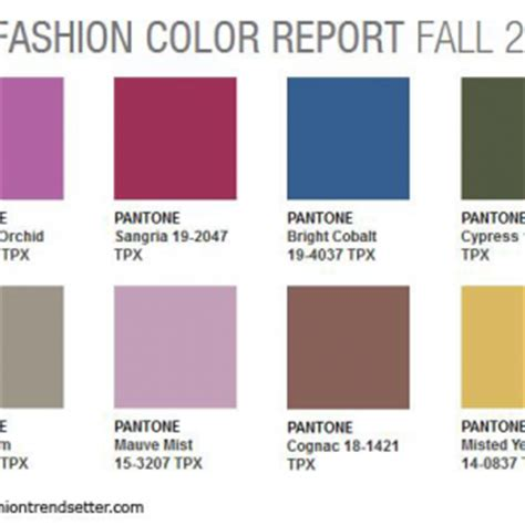 fall 2017 colors pantone interior fashion trendsetter