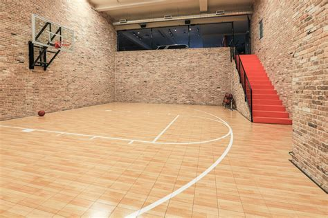basement basketball court basement basketball court nice use of stonework steps