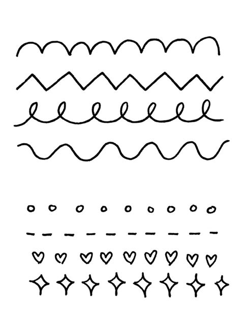 easy pattern sketch easy patterns to draw design your own pattern