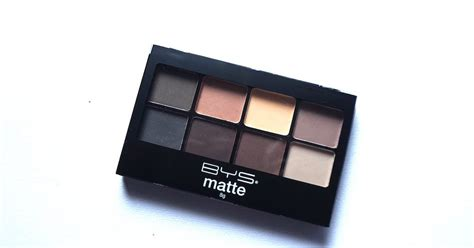 Review Eyeshadow Matte Inez bys matte eyeshadow palette review swatch the junkee