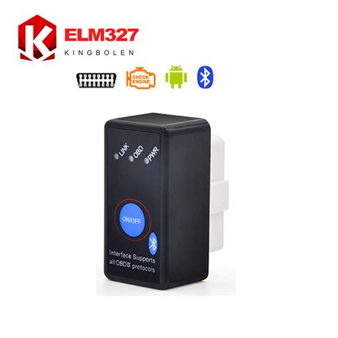 2015 Mini Bluetooth Elm327 V15 Obd2 Diagnostic Scanner With Power Sw mini bluetooth elm327 obd2 2015 new diagnostic scanner with power switch works on android