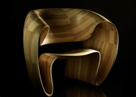 fauteuil en bois design 22 meubles en bois naturel pour le plaisir des yeux