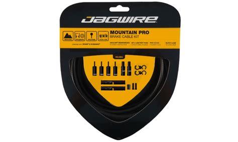 professional rubber sts kit c 226 ble et gaines frein jagwire mountain pro c 226 bles