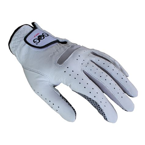 Original Leather Golf Glove free shipping genuine leather golf gloves s left right
