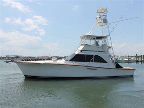 fishing boat for sale ocean 1985 used ocean yachts super sport sports fishing boat for