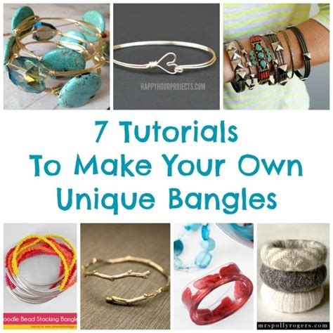 how to make my own jewelry how to make your own bangles bracelets my craft assistant