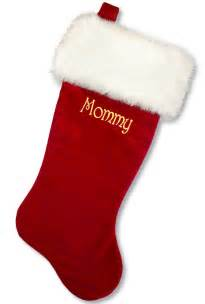 Christmas stockings faux fox fur cuff 21 inch personalized christmas