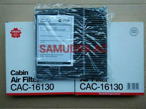 Filter Cabin Udara Kabin Ac Mobil Honda New Jazz Rs Mobilio Jazz jual filter kabin udara cabin ac mobil honda brio mobilio