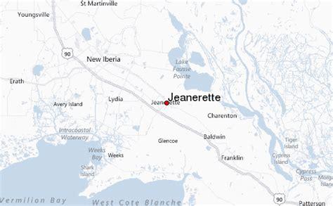 jeanerette louisiana map jeanerette stadsgids