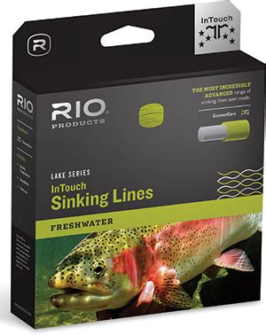 in touch sinking line fly fishing flies intouch sinking fly line 3