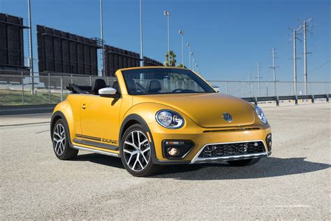 Volkswagen Convertible by 2017 Volkswagen Beetle Dune Convertible Test Review