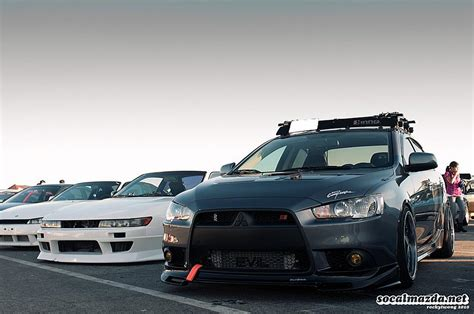 Mitsubishi Lancer Roof Rack by Mitsubishi Evo X Roof Rack Best Image Voixmag