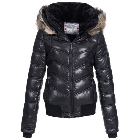 winterjacke fell damen damen winterjacke mantel fell 2in1