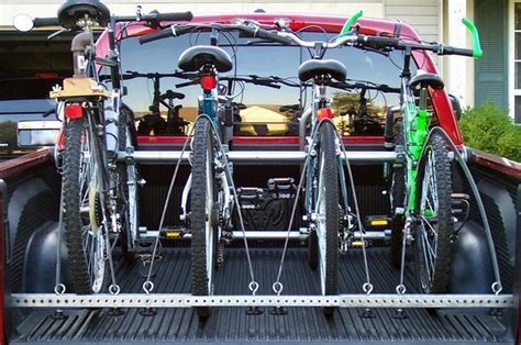 Bike Racks For Trucks by Truck Bed Bike Rack Truck Bed Bike Rack And Truck Bed
