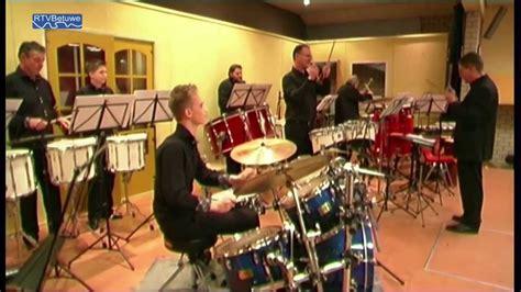 klokhuis maurik slagwerkgroep maurik drums4you deel 1 youtube