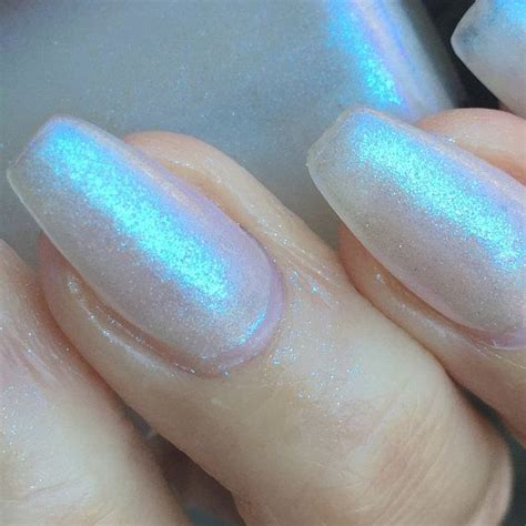 the 25 best opal nails ideas on irridescent