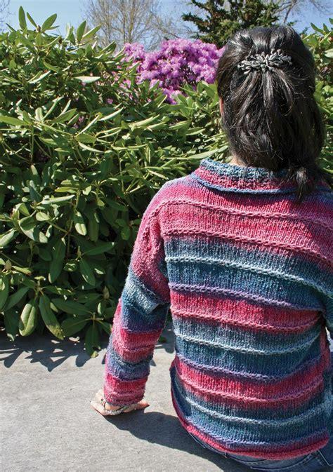 kimono encore pattern patterned kimono jacket knitting pattern halcyon yarn