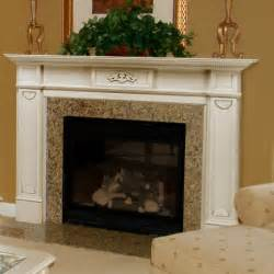 48 quot 56 quot monticello fireplace mantel surround